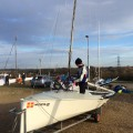 Odyssey at Datchet Flyer Sunday pursuit race