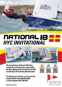 Nat 18 HYC Invitational