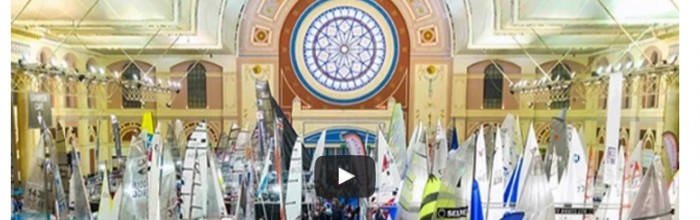 Dinghy Show Deal: free trolley