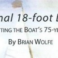 National 18 Foot Dinghy by Brian Wolfe
